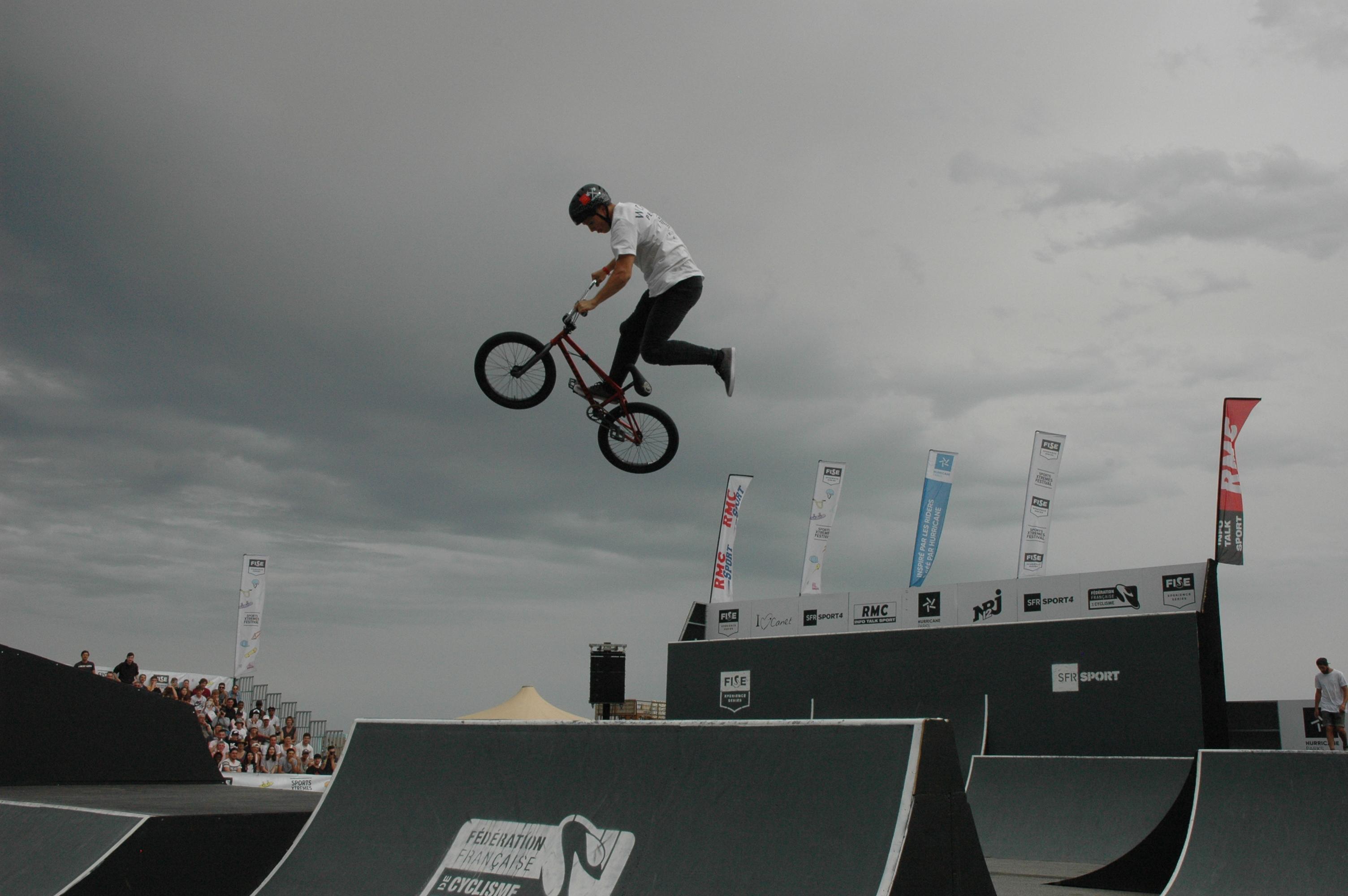 FISE Canet en Roussillon BMX